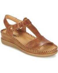 Pikolinos - Cadaques W8k Sandals - Lyst