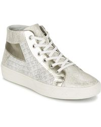 Tamaris - Ramouia Shoes (high-top Trainers) - Lyst