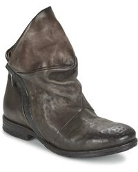 A.S.98 - Sofia Mid Boots - Lyst