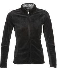 Napapijri   Theodull Women's Fleece Jacket In Black   Lyst