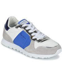 Pepe Jeans - Verona W New Mirror Shoes (trainers) - Lyst