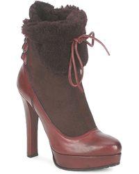 Sebastian - Eliaty Low Ankle Boots - Lyst