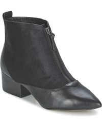 French Connection - Robrey Low Ankle Boots - Lyst
