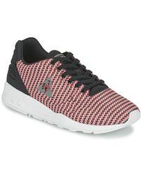 Le Coq Sportif - Lcs R9xx Geo Jacquard Shoes (trainers) - Lyst