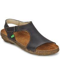 El Naturalista - Torcal Ro Sandals - Lyst