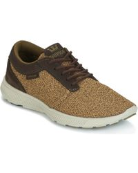 Supra - Hammer Run Men's Shoes (trainers) In Brown - Lyst