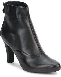 Geox - Ella Low Ankle Boots - Lyst