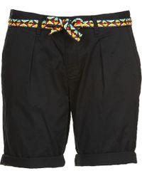 Billabong - Arlo Women's Shorts In Black - Lyst