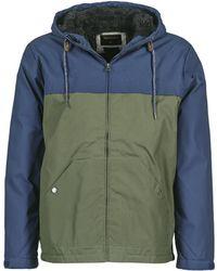 Quiksilver - Wanna Sherpa Jacket - Lyst