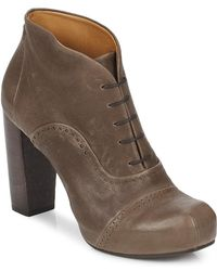 Coclico - Lillian Low Ankle Boots - Lyst