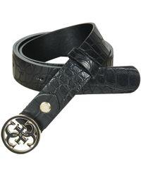 Guess - Anne Marie Belt Women's Belt In Black - Lyst