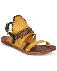 A.S.98 - Ramos Sandals - Lyst