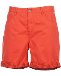ELEVEN PARIS - Risk Men's Shorts In Red - Lyst