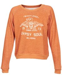 Billabong - Free Phoenix Sweatshirt - Lyst