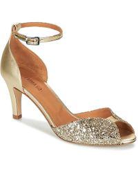 Emma Go - Jolene Glitter Sandals - Lyst