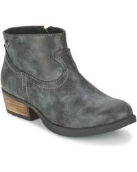 Les P'tites Bombes - Marlene Mid Boots - Lyst