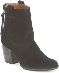 French Connection - Ripley Low Ankle Boots - Lyst
