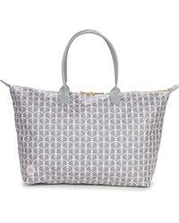 Mi-Pac - Art Deco Weekender Shoulder Bag - Lyst