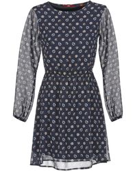 S.oliver - Summer Dress - Lyst