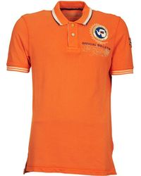 Napapijri - Gandy Polo Shirt - Lyst