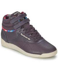 Reebok - F/s Hi Geo Graphics Shoes (high-top Trainers) -