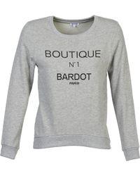 Brigitte Bardot - Bb45094 Sweatshirt - Lyst