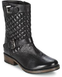 Lotus - Conroe Mid Boots - Lyst