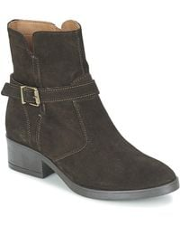 Esprit | Imma Bootie Mid Boots | Lyst