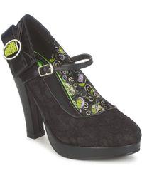 T.U.K. - Monster Mash Court Shoes - Lyst