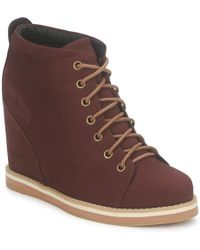 No Name - Wish Desert Boots Low Boots - Lyst