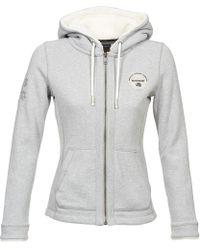 Napapijri - Bearegard Sweatshirt - Lyst