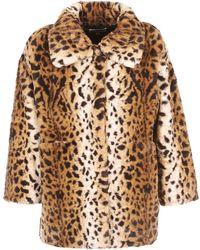Rene' Derhy - Babord Women's Coat In Beige - Lyst