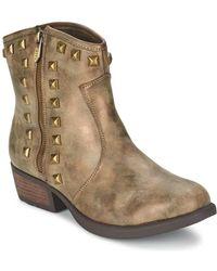Les P'tites Bombes - Mariette Mid Boots - Lyst