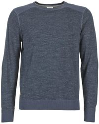 Oxbow - Palangri Men's Sweater In Blue - Lyst