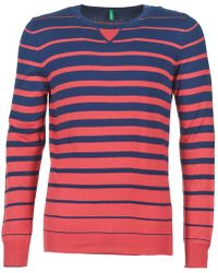Benetton - Remono Sweater - Lyst