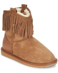 EMU - Glaziers Women's Mid Boots In Brown - Lyst