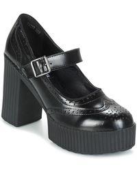 T.U.K. - Casbah Queen Court Shoes - Lyst
