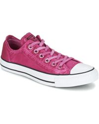 Converse - Chuck Taylor All Star - Ox Shoes (trainers) - Lyst