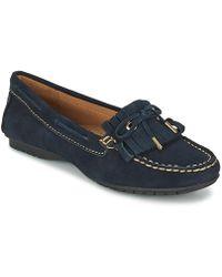 Sebago - Meriden Kiltie Loafers / Casual Shoes - Lyst