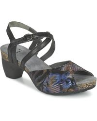 Think! - Lorda Sandals - Lyst