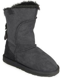 EMU - Alba Women's Low Ankle Boots In Black - Lyst