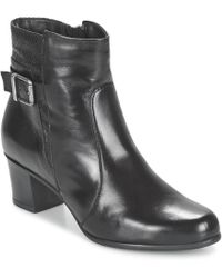 Tamaris | Donala Low Ankle Boots | Lyst