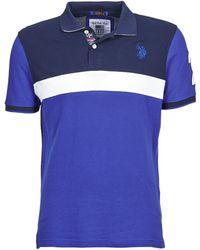 U.S. POLO ASSN. - Remy Polo Shirt - Lyst