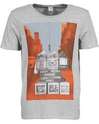 Bench - City Produce T Shirt - Lyst