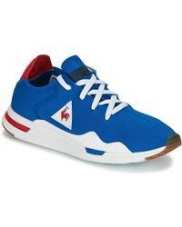 f892fe054f52 Le Coq Sportif - Solas Sport Gum Men s Shoes (trainers) In Multicolour -  Lyst