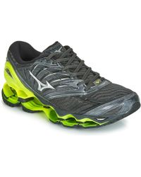 241a9089f135 Mizuno Wave Tornado 9 Mid Men's Shoes (high-top Trainers) In Black ...