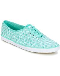 Keds - Ch Eyelet Shoes (trainers) - Lyst