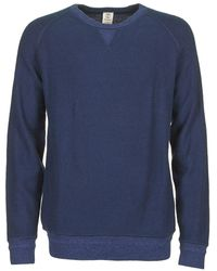 Timberland - Knox River Crew Men's Jumper In Blue - Lyst