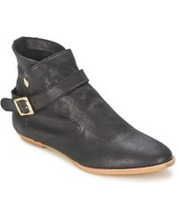 House of Harlow 1960 - Holly Mid Boots - Lyst