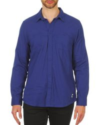 Chevignon - Paul Long Sleeved Shirt - Lyst